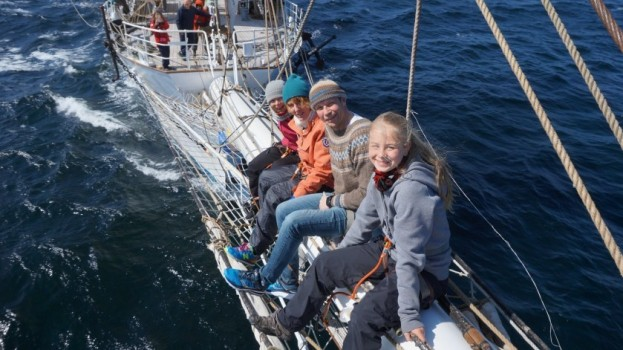 PEOPLE OF ACTION - SAILING TRIP WITH CHRISTIAN RADIC:H