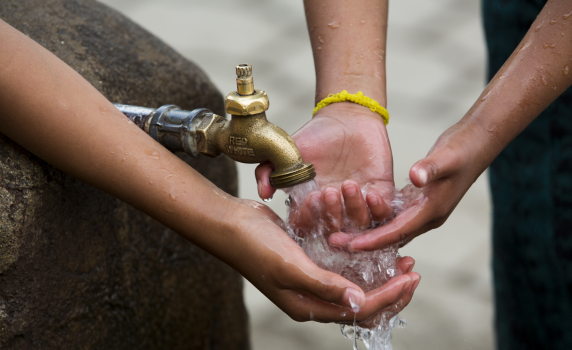 PROVIDING HEALTHY WATER AND SANITATION TO SAVE LIVES