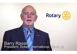 Hello President Marthe, I am Barry Rassin.....